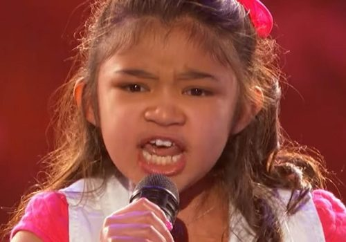 Angelica Hale - AGT Golden Buzzer Performance