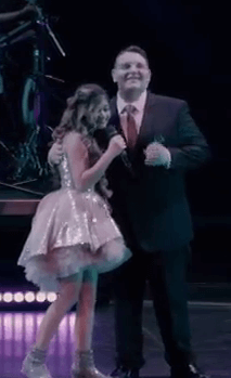 Angelica Hale - Christian Guardino