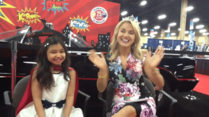 Angelica Hale - Miss America Interview
