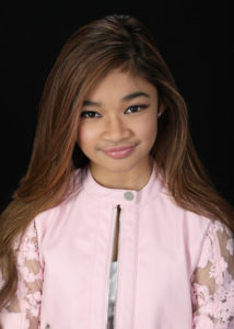 Angelica Hale Closeup